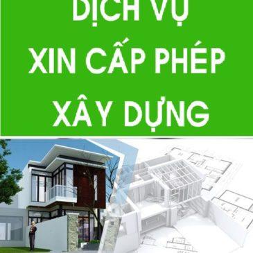 Xin phép xây dựng tại quận 9, quận 12, Thủ Đức