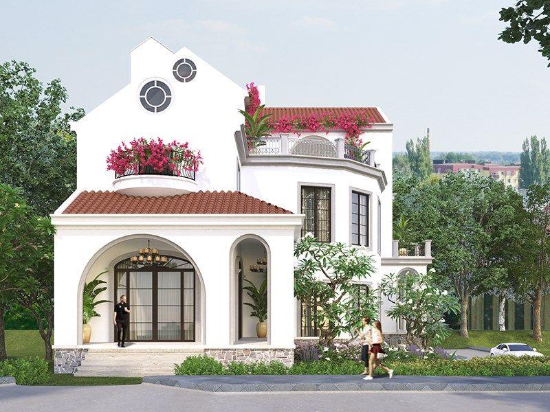 Xây dựng biệt thự kiến trúc Đà Lạt
