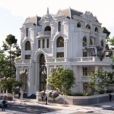 Lâu đài kiến trúc Pháp anh Minh Bình Dương